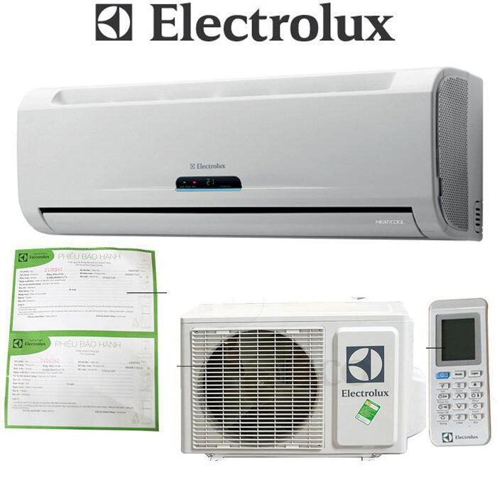 Điều hòa máy lạnh Electrolux của nước nào sản xuất?