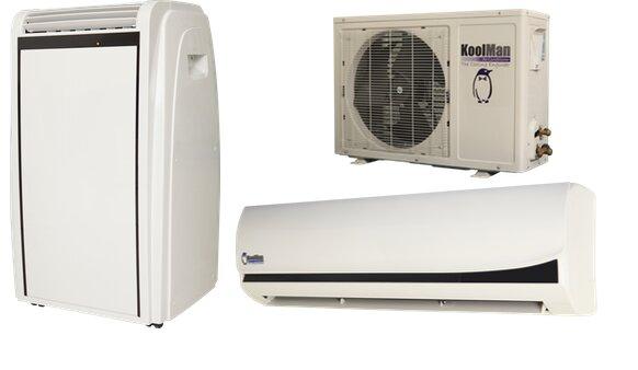 Điều hòa máy lạnh Koolman của nước nào sản xuất?