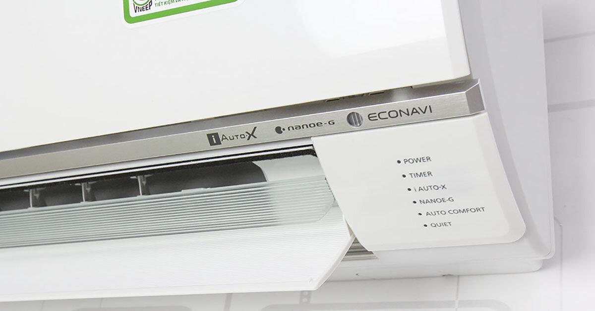 Điều hoà Panasonic 24000btu nào giá rẻ cho chất lượng tốt nhất hiện nay ?