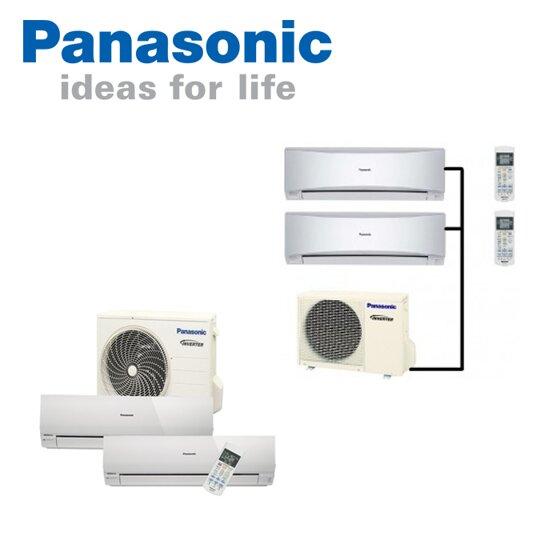 Điều hòa Panasonic multi có tốt không? Giá máy lạnh multi của Panasonic?
