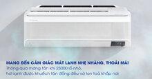Điều hòa Samsung 18000btu inverter F-AR18TYCACW20 lọc bụi mịn có tốt?