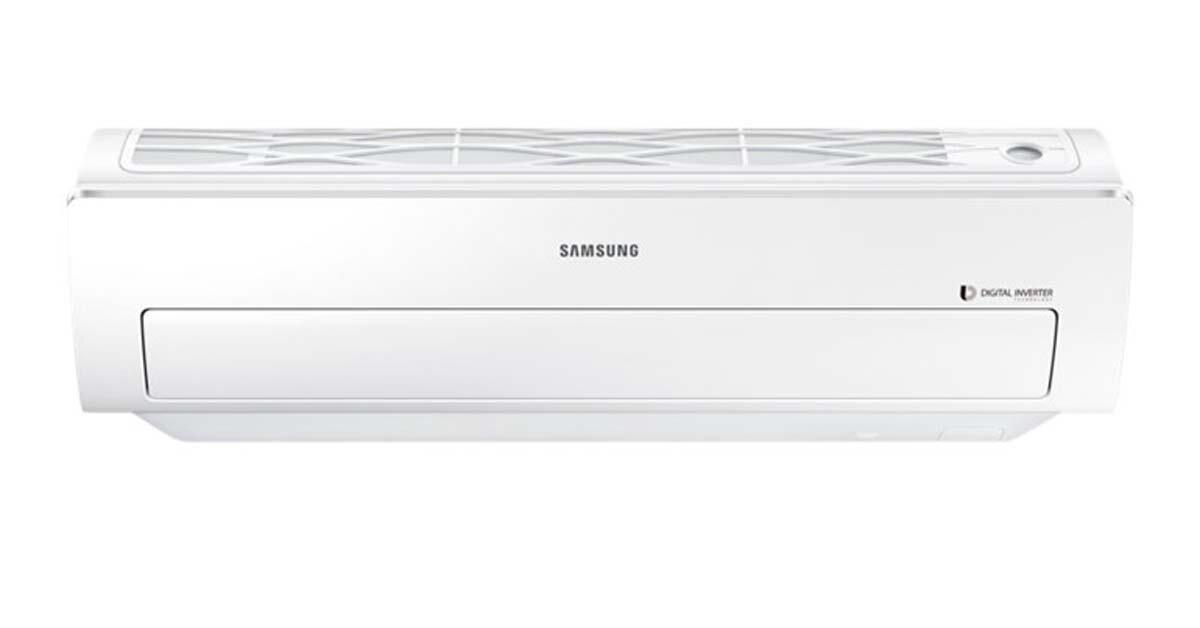 Điều hòa Samsung inverter AR13KVFSBWK công suất lạnh 13000btu phù hợp cho nhiều phòng ngủ
