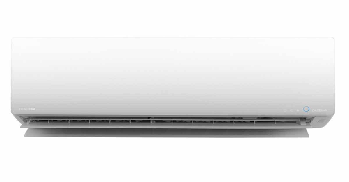 Điều hòa Toshiba 1 chiều giá rẻ nhất bao nhiêu tiền?