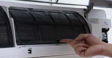 Điều hòa Toshiba nhấp nháy đèn filter - nguyên nhân và cách xử lý