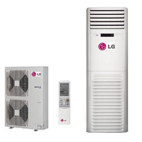 Điều hòa tủ đứng LG 24000btu, 48000btu chính hãng giá bao nhiêu tiền?