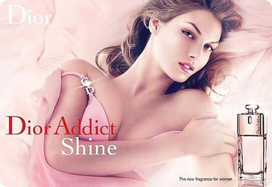 Dior Addict Shine - chai nước hoa nữ mang phong cách giản dị mà đầy thu hút