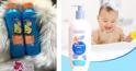 Bảng giá sữa tắm gội cho bé cập nhật mới nhất tháng 2/2018