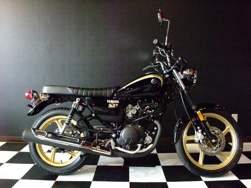 Yamaha YB125SP thiết kế đơn giản mang hơi hướng truyền thống