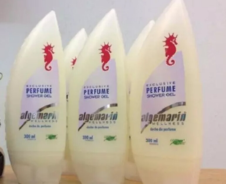 Sữa tắm cá ngựa Thái Lan