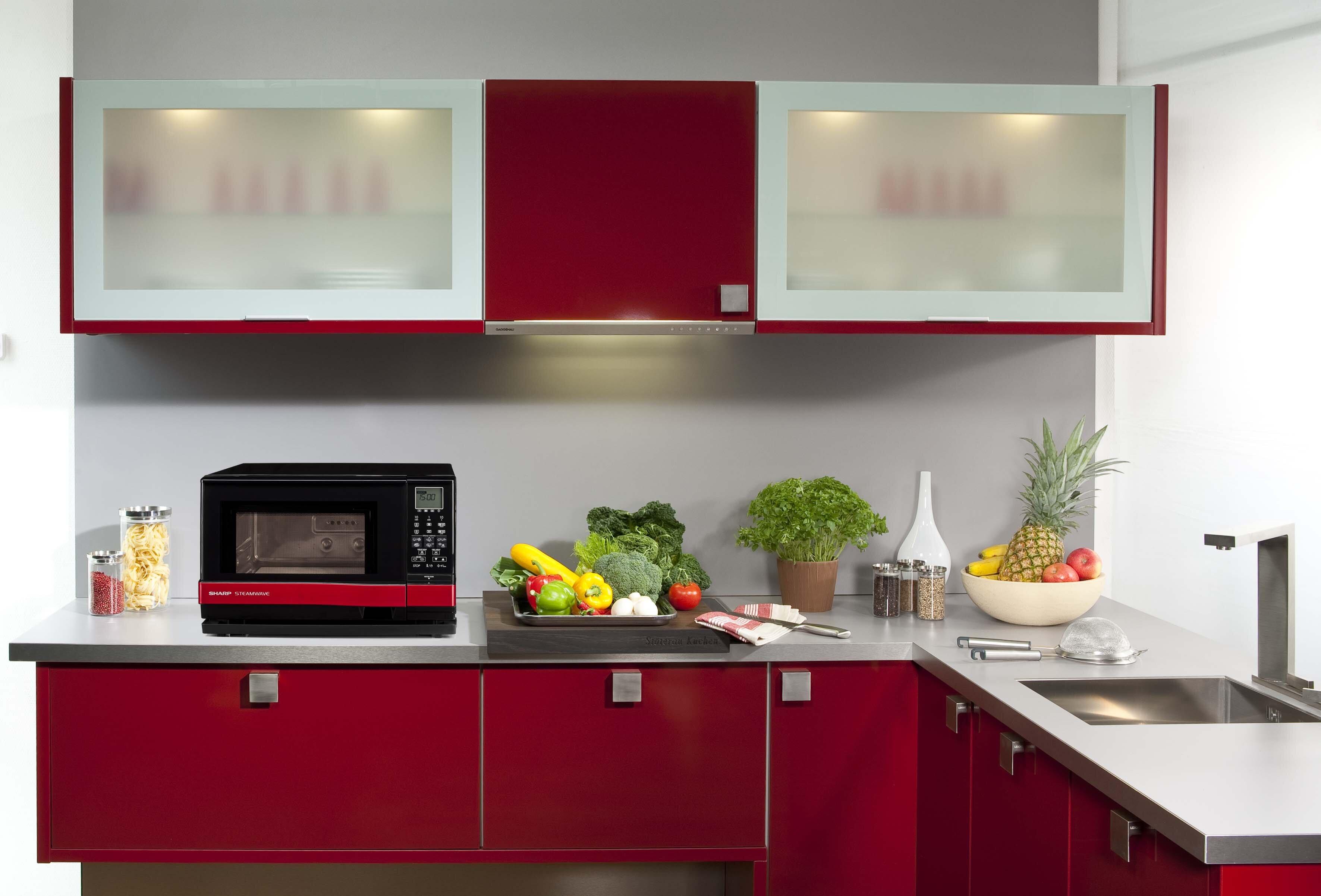 Xem xét vị trí phù hợp lắp đặt lò vi sóng trong căn bếp nhà bạn