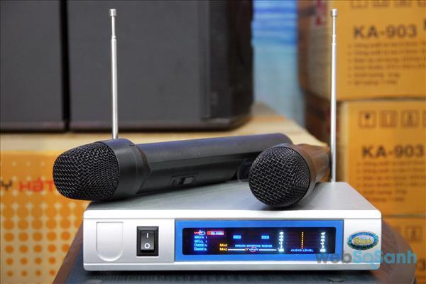 Tùy vào nhu cầu sử dụng để bạn có thể lựa chọn một chiếc micro không dây karaoke tốt nhất