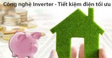 Máy lạnh – điều hòa inverter tiết kiệm bao nhiêu tiền điện mỗi năm?