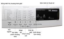 Hướng dẫn chi tiết sử dụng máy giặt Electrolux