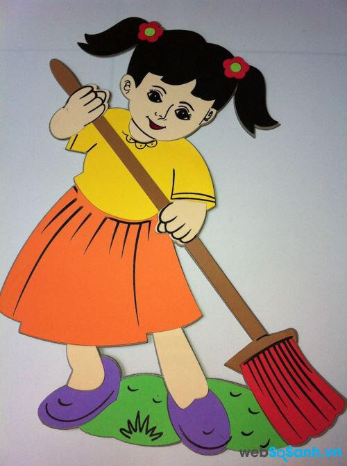 Do đâu mà có tục kiêng quét nhà, hót rác trong 3 ngày Tết?