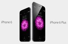 Doanh số bán iPhone 6 gấp 3 lần so với iPhone 6 Plus tại thị trường Mỹ