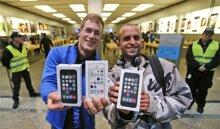 Doanh số iPhone 5s vượt trội so với các tiền bối
