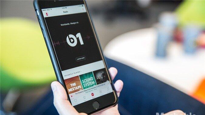 Độc đáo với phương thức nghe nhạc trên Apple Beats 1 đối với người dùng Android
