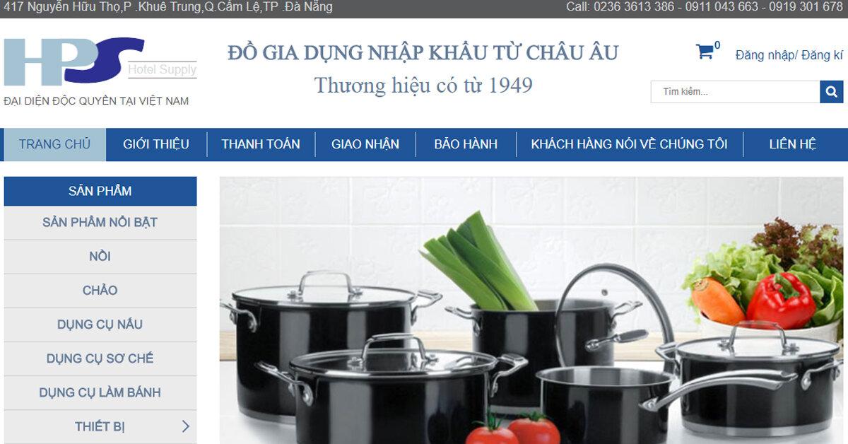 DOGIADUNGNHABEP.VN – Chuyên cung cấp dụng cụ nhà bếp nhập khẩu Châu Âu
