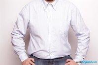 Đơn giản hóa việc chọn áo sơ mi nam chỉ với 5 bước
