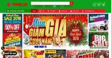 Đón Giáng sinh – ring quà tặng: Cơ hội mua hàng điện máy giá rẻ nhất năm