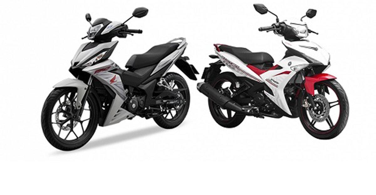 Động cơ DOHC và SOHC – điểm tạo khác biệt lớn giữa xe máy Yamaha và Honda