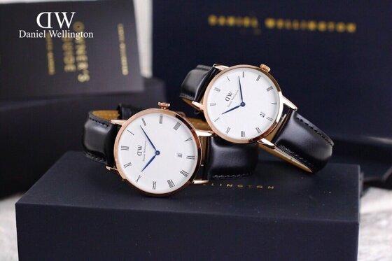 Đồng hồ Daniel Wellington của nước nào, mua chính hãng ở đâu giá tốt
