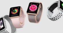 Đồng hồ thông minh Apple Watch Series 3 ra mắt khi nào?