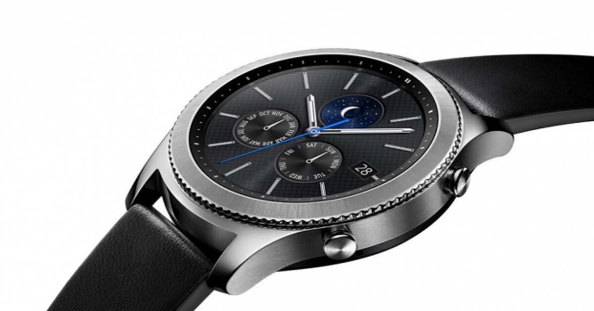Đồng hồ thông minh Galaxy Watch sẽ được Samsung tung ra cùng Note 9
