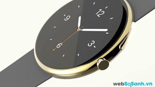Đồng hồ thông minh Samsung Orbis sẽ có sạc không dây