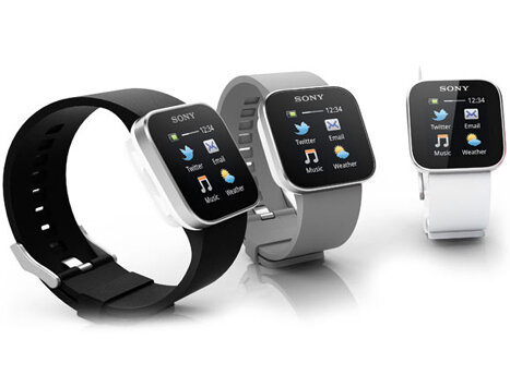 Đồng hồ thông minh Sony SmartWatch: kết nối nhanh chóng, tương thích cao