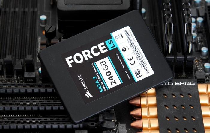 Dòng SSD Corsair Force Series™ LS 120GB có gì đặc biệt?