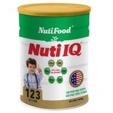 Sữa bột Nuti IQ Step 1 400 G: lựa chọn nguồn dinh dưỡng cho bé