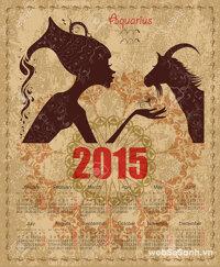 Dự đoán năm 2015 của Bảo Bình
