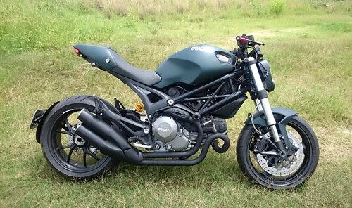 Ducati Monster 795 độc của người Hải Phòng