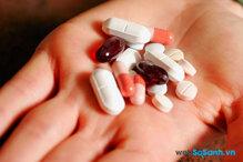 Dùng thuốc gì khi trẻ bị sởi