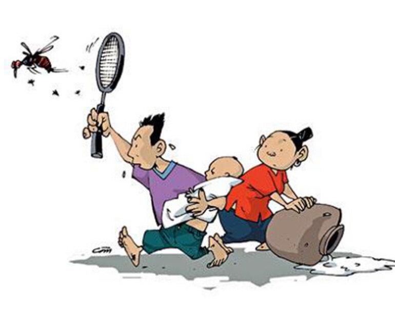 Đừng tùy tiện sử dụng kem chống muỗi cho trẻ