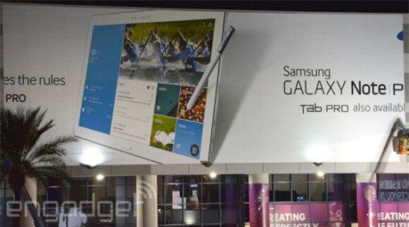 Lộ diện loạt tablet sắp ra mắt của Samsung