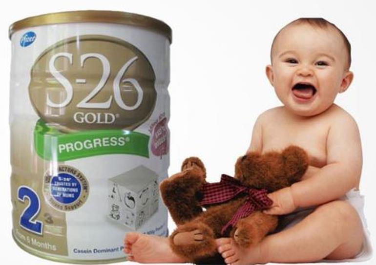 sữa s26 có tăng cân tốt không