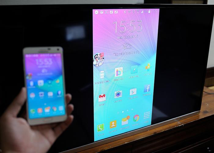 kết nối hệ điều hành android trên tivi toshiba
