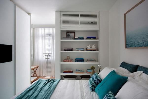 Mẹo vặt lắp đặt điều hoà kết hợp với không gian nội thất gia đình