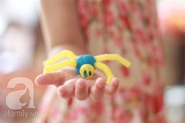Những trò chơi mà học sáng tạo với ống hút 6