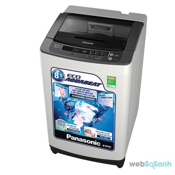 máy giặt 8kg Panasonic lồng đứng