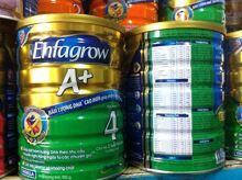 Giá sữa Enfagrow mới nhất trong tháng 1/2018