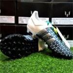 Adidas Ace 15.3 FG-AG Core Black- Matte Silver- White AF5151 (1)