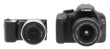 Cơ bản về máy ảnh không gương lật Mirrorless