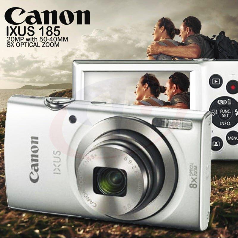 Một trong những máy ảnh du lịch chất lượng của Canon