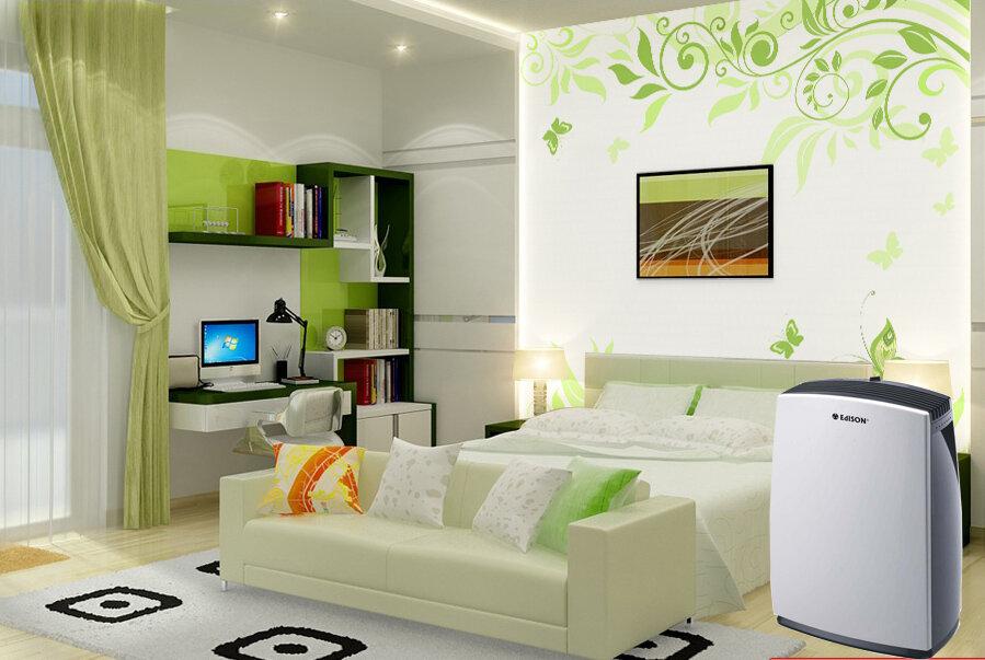 Nên lựa chọn máy hút ẩm cho phòng ngủ dựa trên những tiêu chí nào?