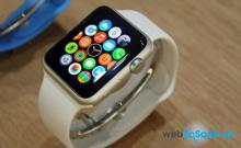 Màn hình Apple Watch sẽ sử dụng công nghệ AMOLED