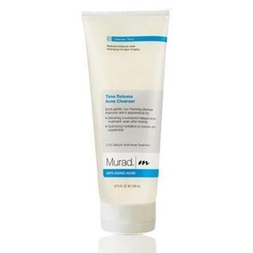 Sữa tẩy trang và rửa mặt trị mụn Murad Clarifying Cleanser 200ml