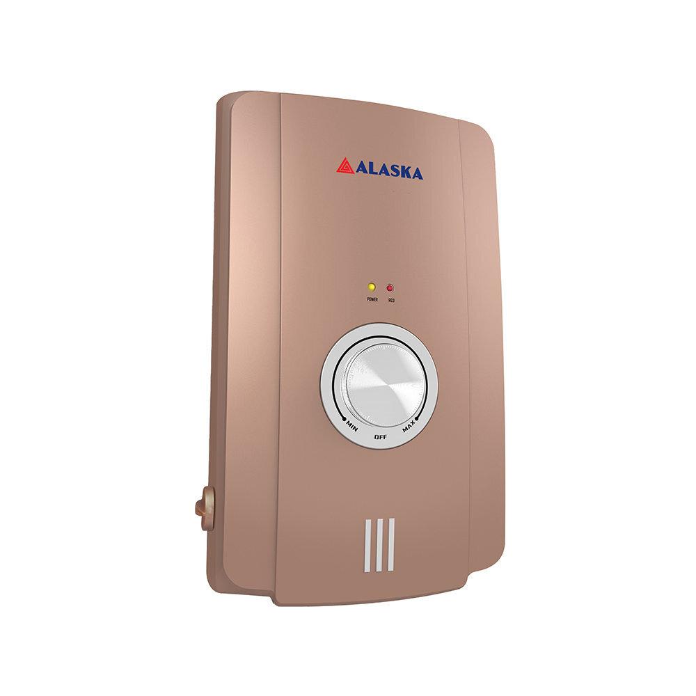 Máy tắm nước nóng ALASKA H-45GP có bơm trợ lực